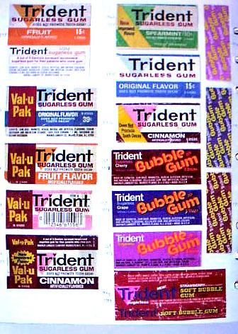 Tick Tock Toys Gum Archive