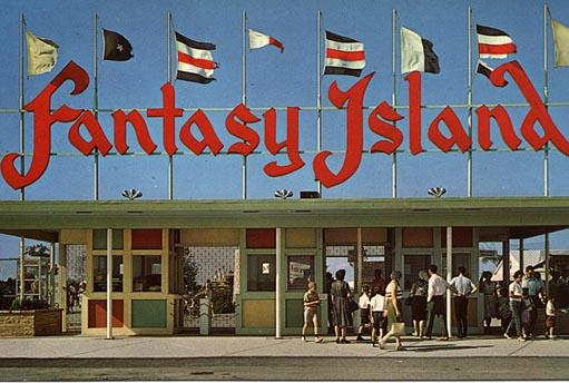 Fantasy Island Buffalo Ny