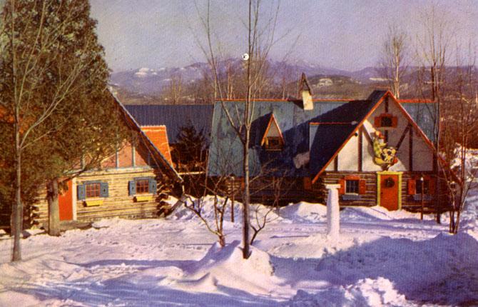 Santa's Workshop - North Pole, NY