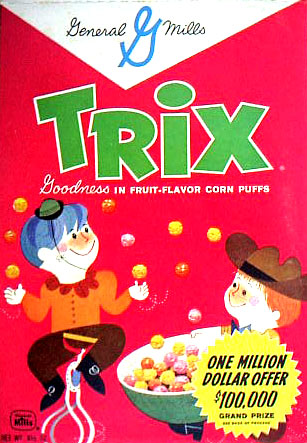 trix cereal s branding evolution from brer rabbit to trix rabbit