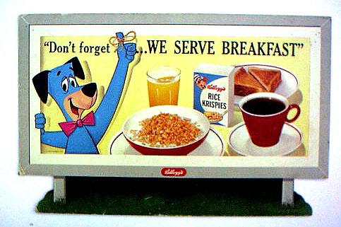 Image result for huckleberry hound billboard